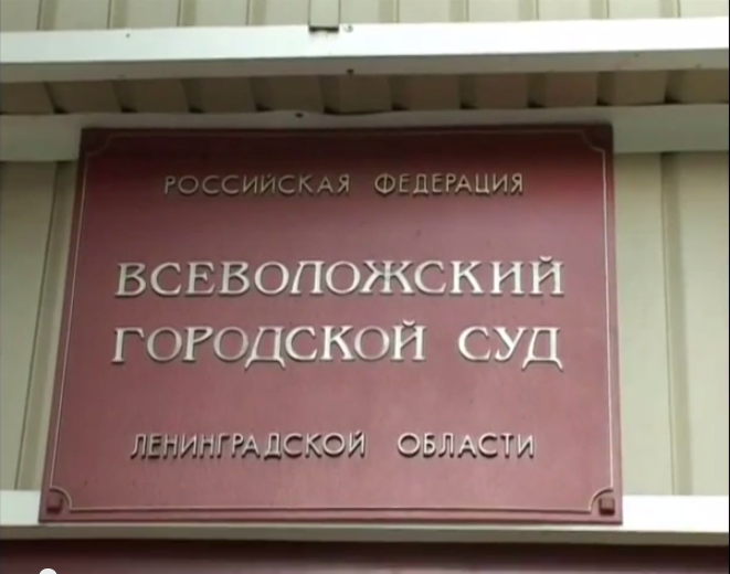 Всеволожский городской суд Ленинградской области